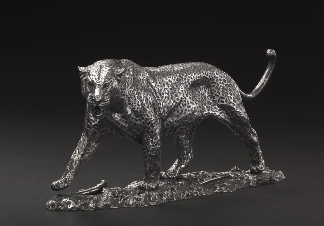 Aberdare Leopard (Flipped Silver)